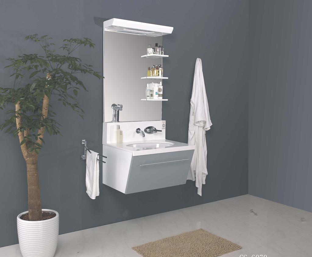 银晶浴室柜 CS6070<br />CS6070