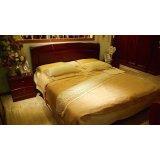 光明卧室家具双人床001-1502-1920