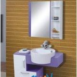 顺一J113实木浴室柜