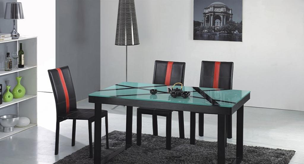 朗臣时尚系列TBD-B010-A53餐桌TBD-B010-A53