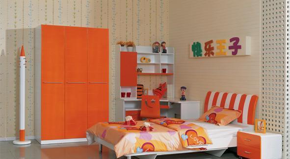 三叶儿童床快乐王子系列BCH0911BCH0911