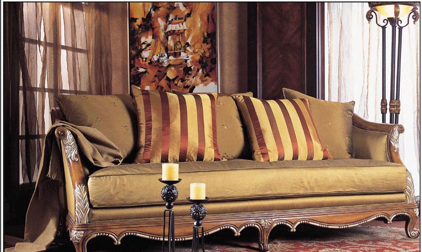 梵思豪宅客厅家具FH5013SF3p沙发FH5013SF3p