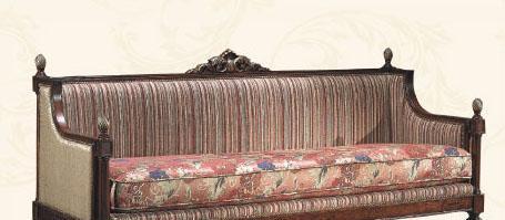 大风范家具路易十六客厅系列LV-691-3三人沙发LV-691-3三人沙发
