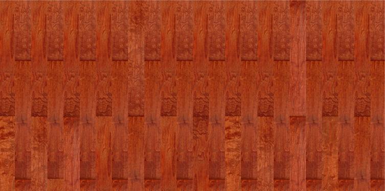 生活家・巴洛克实木复合地板室内设计师专用素材手工仿古枫桦卡布里大..