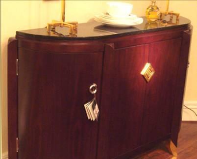 美凯斯客厅家具装饰柜M-C769GM-C769G