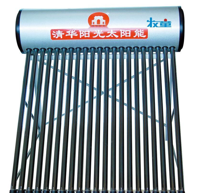 清华阳光太阳能热水器-牧童加强