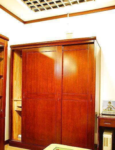 国盛卧室家具推拉衣柜G1818-TG1818-T