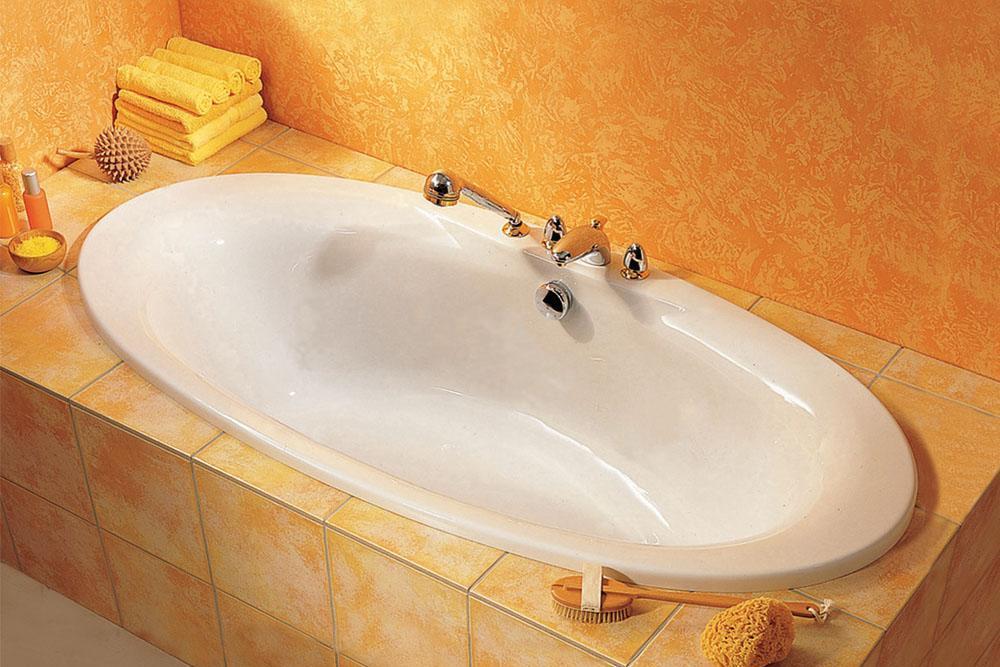 科勒- 佩斯格 嵌入式压克力浴缸K-6060TK-6060T