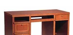 联邦家私-梦巴黎枫丹白鹭系列书台板式家具