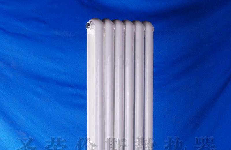 圣劳伦斯钢制50圆散热器(白色)钢制50圆