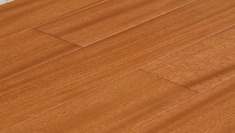 卡玛尔创新生活实木复古系列黄芸香木实木地板黄芸香木