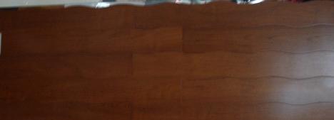 新绿洲实木地板-泰柚