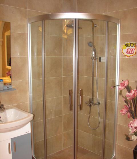 法恩莎FL014简易淋浴房FL014