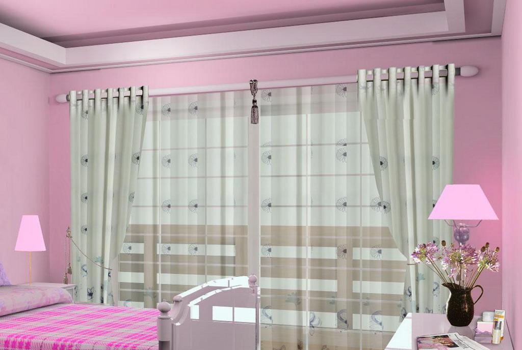 布易窗帘韩式小资系列墨色心情-飘落纷飞墨色心情-飘落纷飞