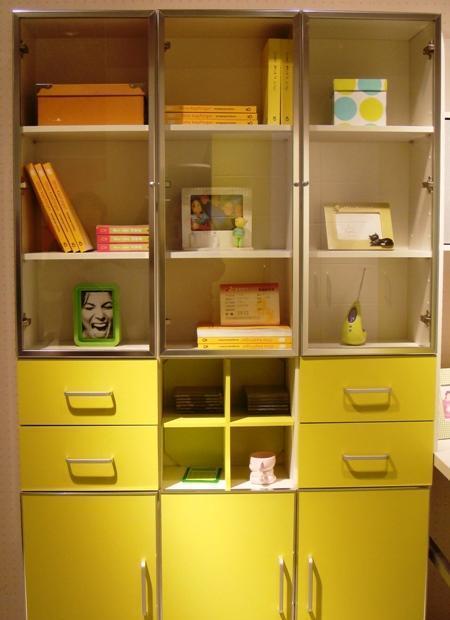 多喜爱彩色儿童家具-书柜8H088H08