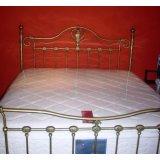穗宝双人铁艺床床垫005