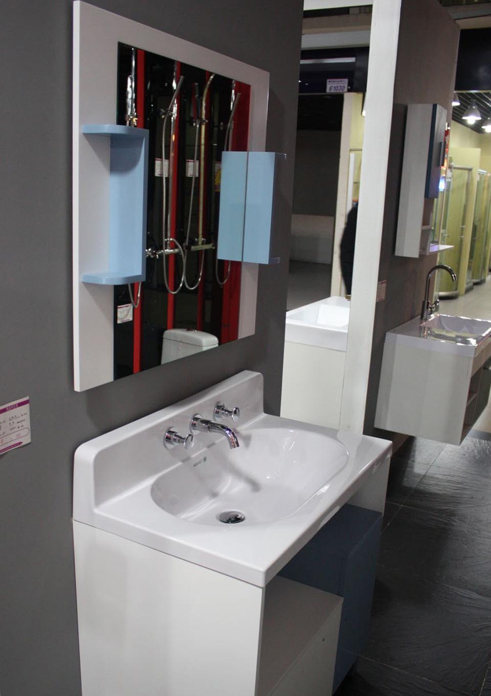 法标FB-800法兰西浴室柜(兰色)FB-800