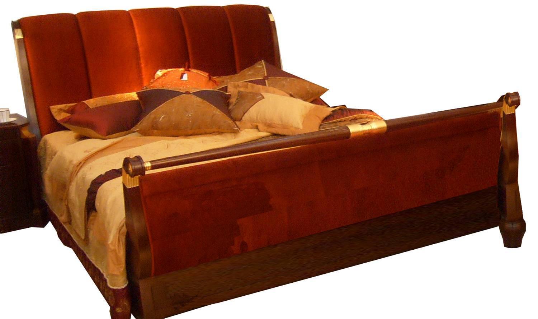 美凯斯家具卧室家具欧陆风情系列大床M-C166BM-C166B