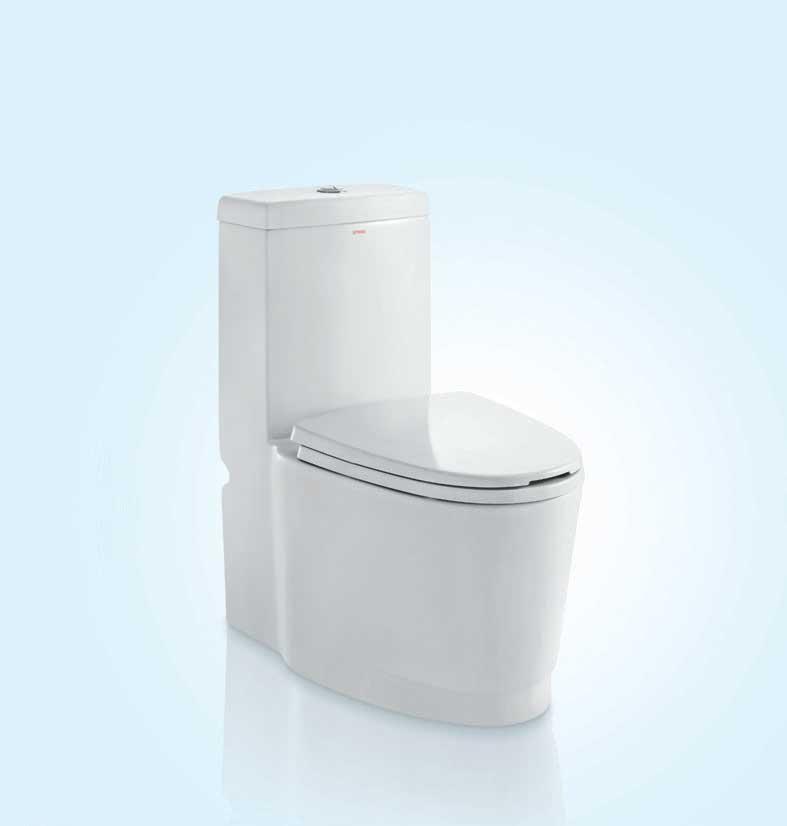 安华座便器连体座厕系列aB1369MLaB1369ML