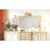 罗浮居梳妆柜带镜意大利SILIK家具