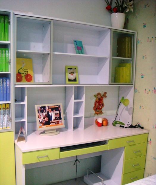 彩虹宝书房家具-电脑桌14#14#