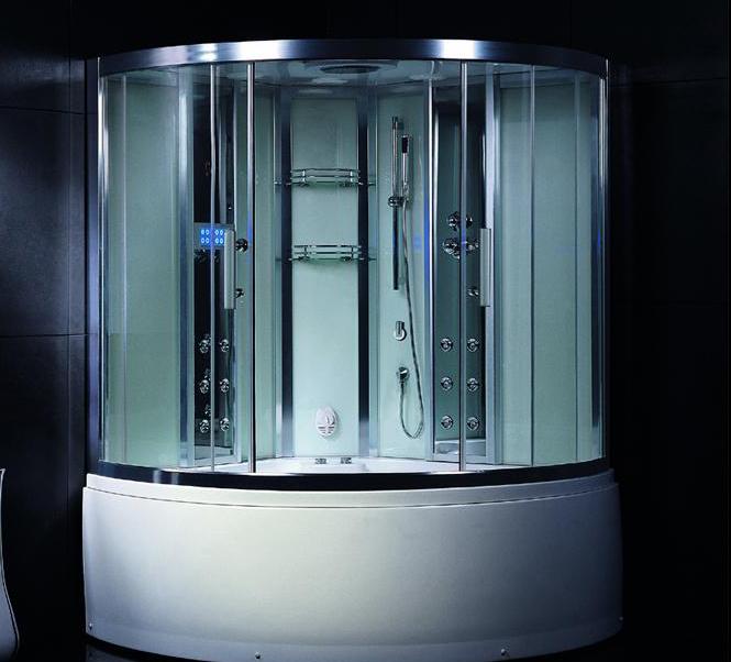 益高DA324HF3双人蒸气淋浴房DA324HF3