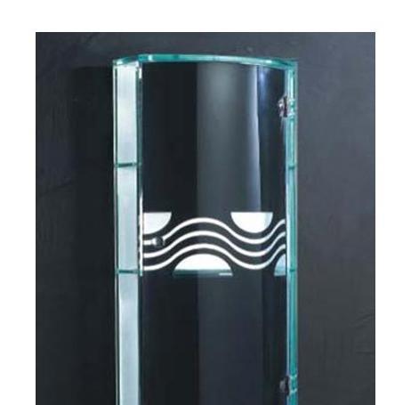 派尔沃P-B078玻璃柜P-B078