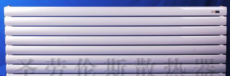 圣劳伦斯钢制双搭散热器(白色)钢制双搭