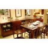 华日餐厅家具-餐桌HA3830