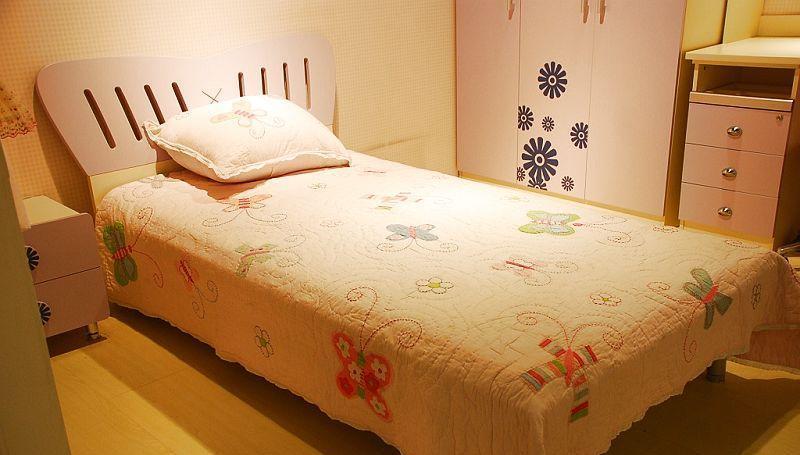 我爱我家儿童家具床架FA17-10-07FA17-10-07