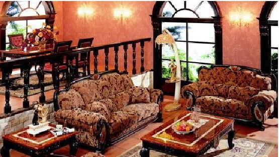 麦格威欧式HM-023沙发(1+2+3)