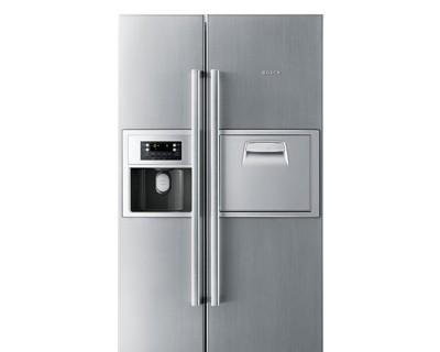 博世至尚对开门冰箱KAN61A40TI