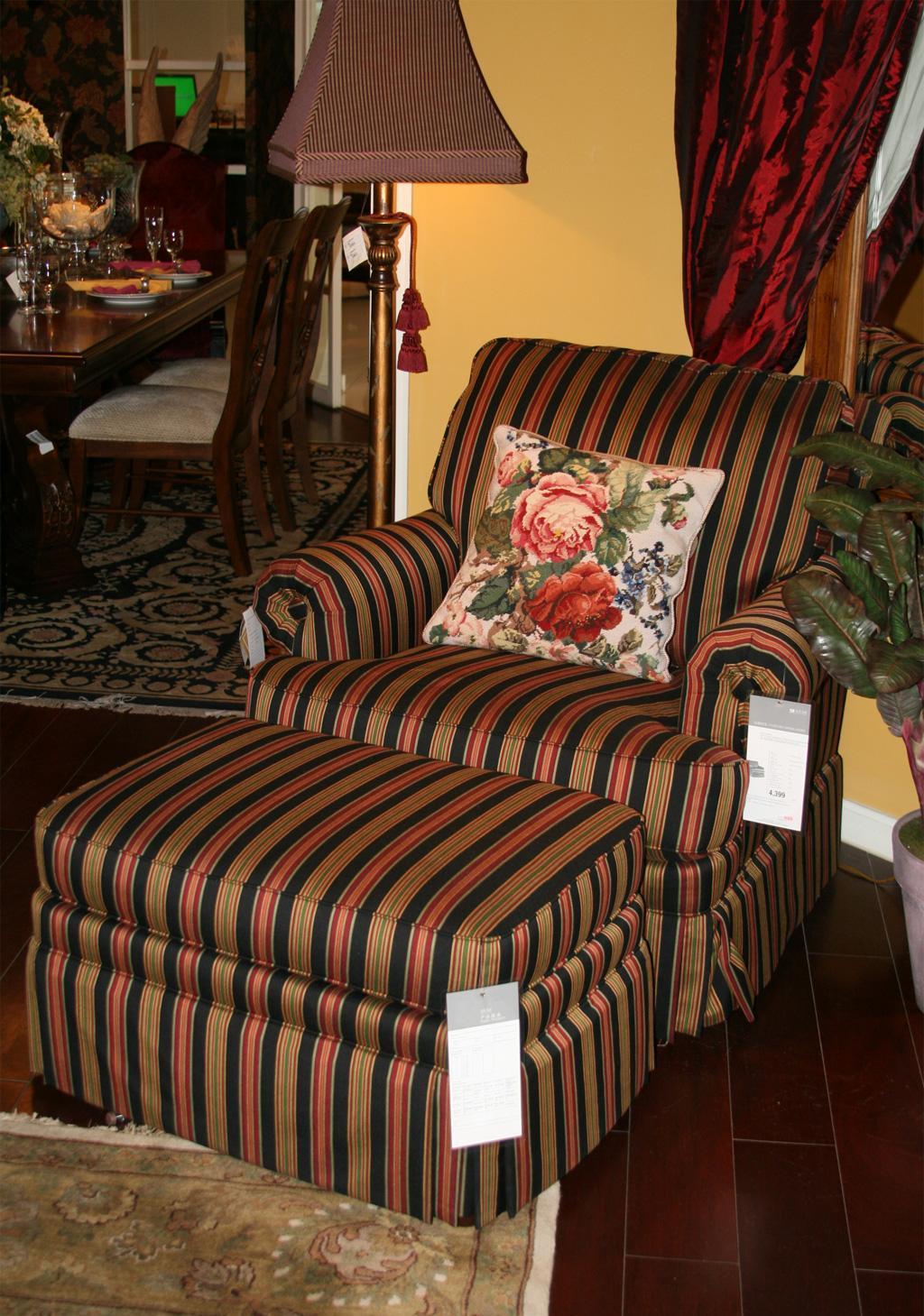 美克美家MK7504-3DP 2P571 9布艺单人沙发MK7504-3DP 2P571 9