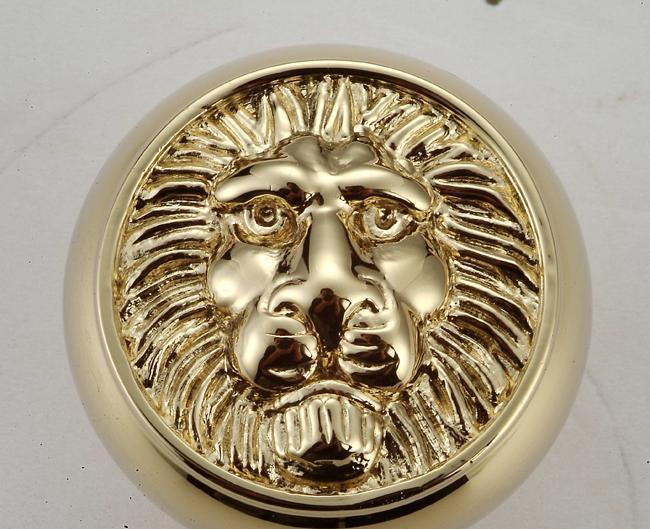 佛罗伦皇室系列BH002-1铜柜门拉手BH002