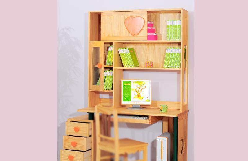 爱心城堡儿童家具桌子J015-DK1-NRJ015-DK1-NR