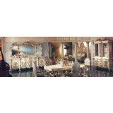 罗浮居餐桌意大利SILIK家具F1-43-015-D21