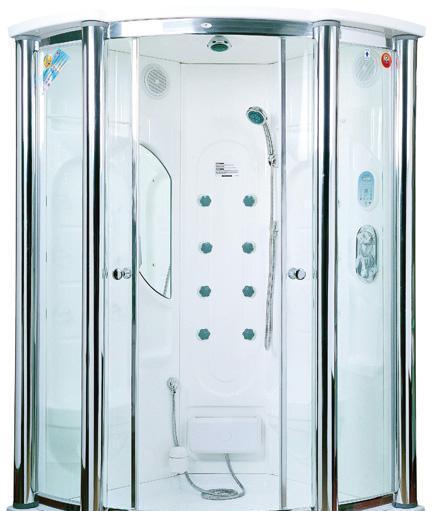 英皇单人整体淋浴房BF352BF352