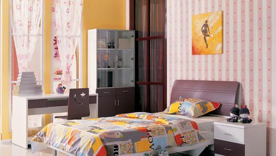 三叶儿童床快乐王子系列BCH0907BCH0907