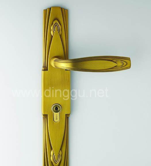 顶固A8060MAC锌合金欧式豪华插芯锁A8060MAC