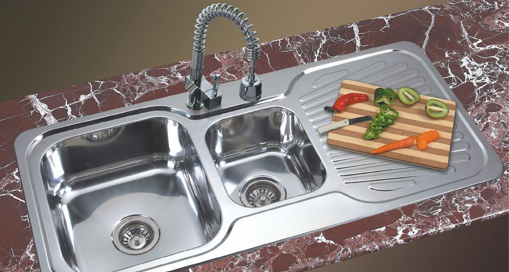 阿发厨房水槽AF-1080AF-1080