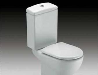 乐家卫浴魅力系列直冲式座厕(阻尼座厕盖板)3-483-4845Z..0