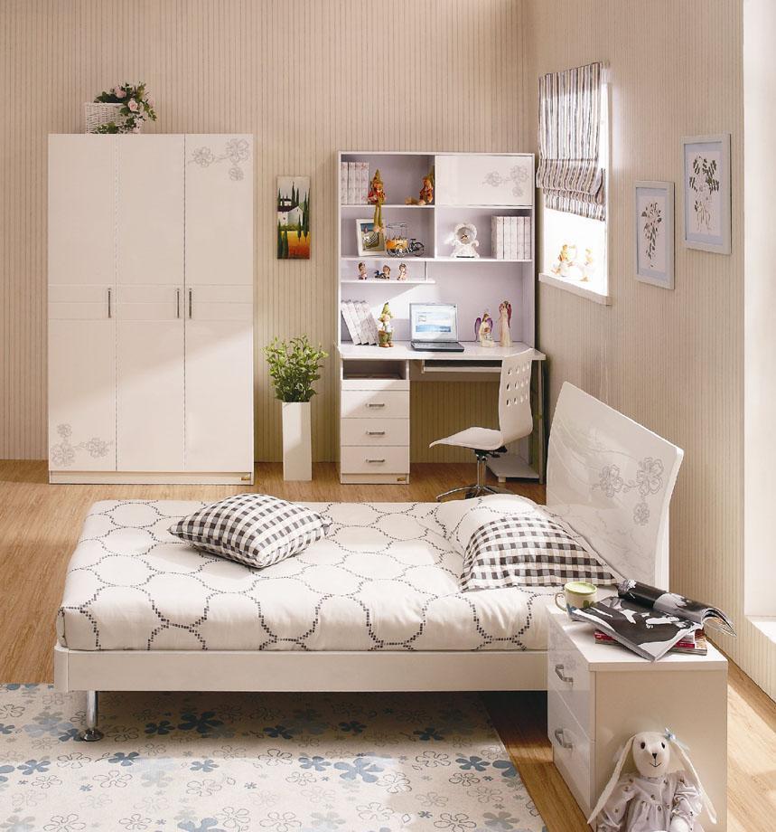 梦幻年华M2325床+床箱M2325