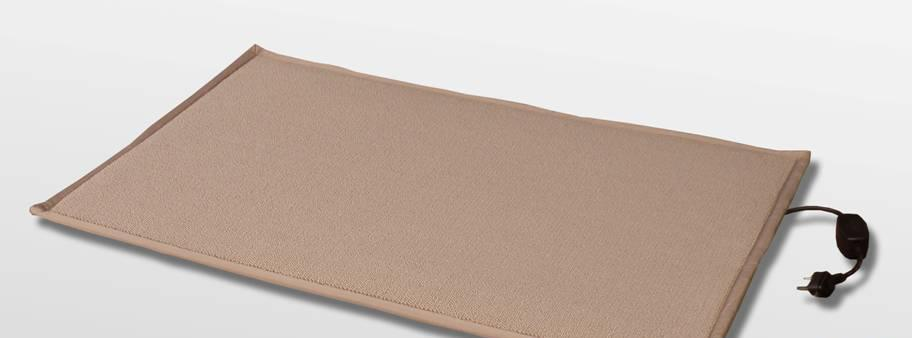 元硕碳晶D-2远红外健康暖垫(米色)