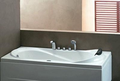 法恩莎F1501SQ五件套双裙浴缸F1501SQ