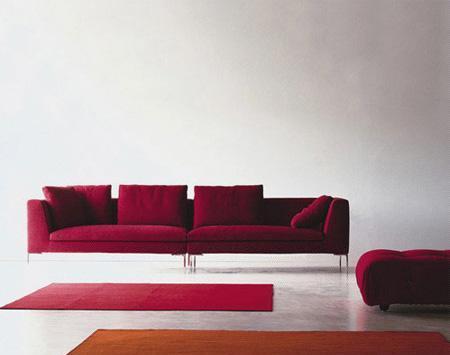 北山家居客厅家具多人沙发1SC231AD-21SC231AD-2