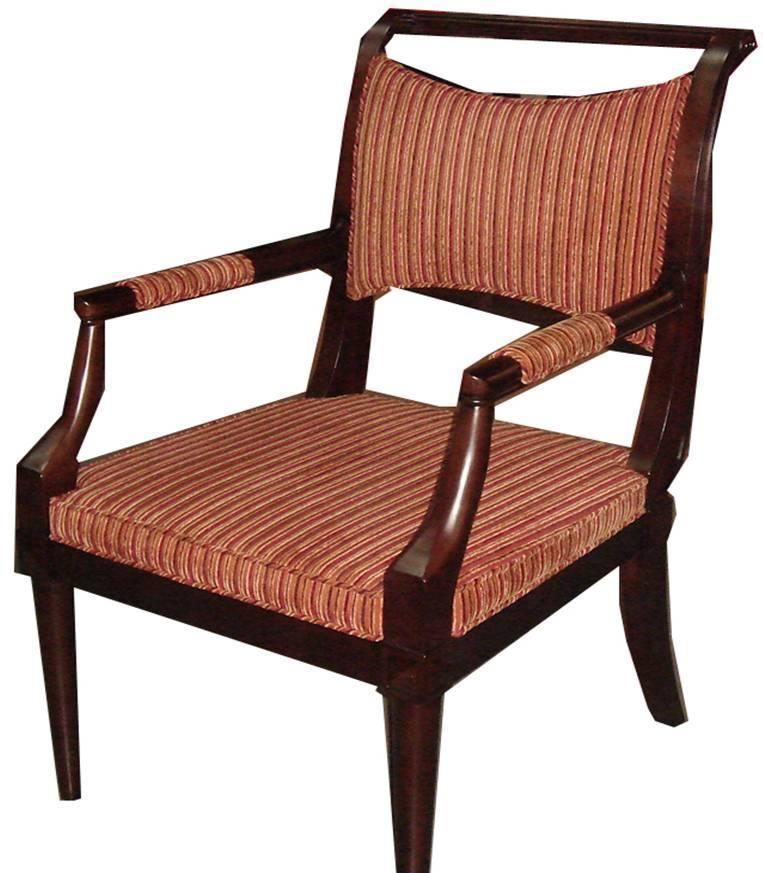 美凯斯客厅家具扶手椅M-C466W(2670-001)M-C466W(2670-001)
