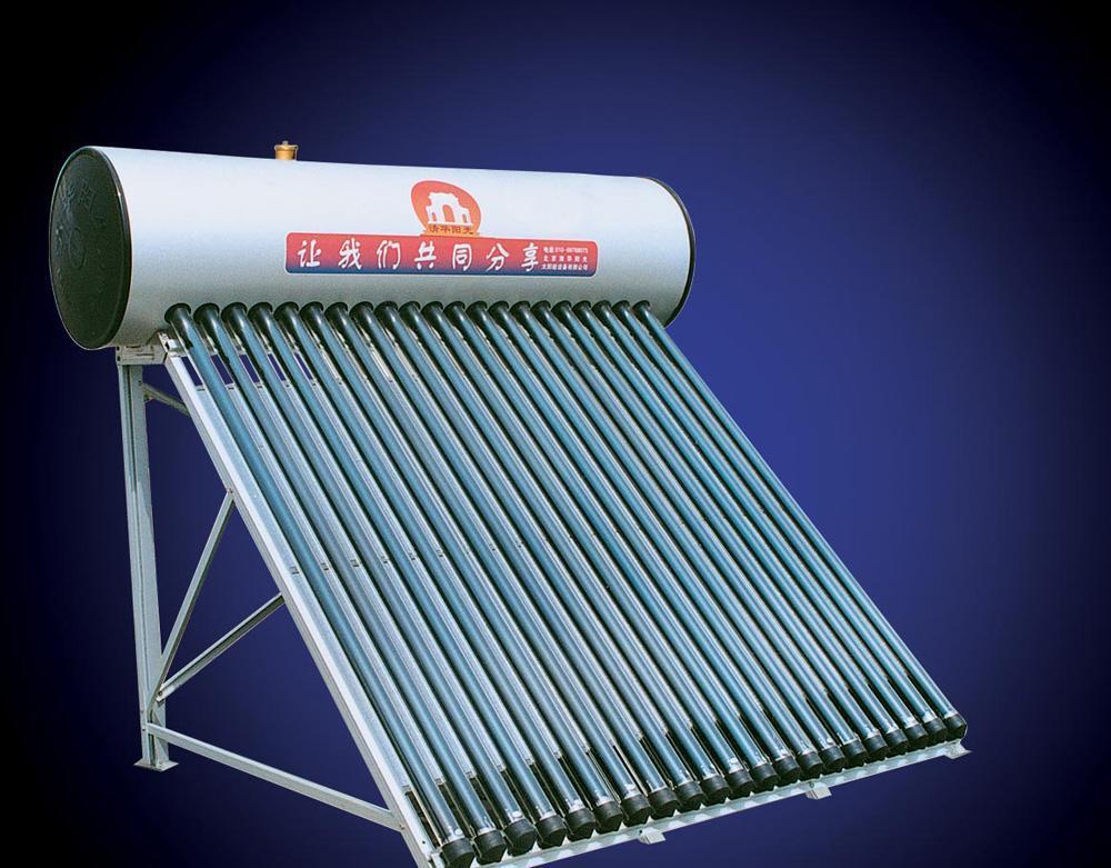 清华阳光太阳能热水器-劲瀑全承压