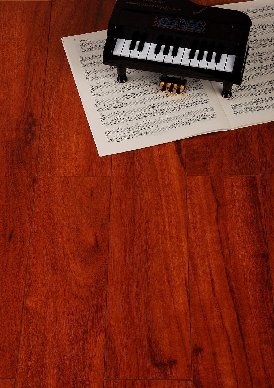 富林莫扎特·梦想系列MZ6518魅力红檀强化地板<br />MZ6518