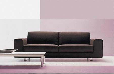 北山家居客厅家具多人沙发1SC240AD-21SC240AD-2