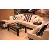 集美欧式580#沙发-1+3+贵妃